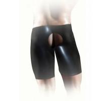 Латексные шорты унисекс для фистинга Latex Unisex Fisting Short