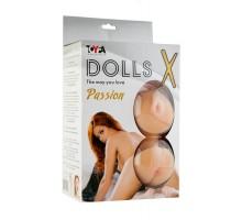 Cекс-кукла с реалистичными вставками