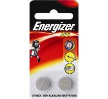 Батарейки Energizer Alkaline типа LR44/A76 - 2 шт.
